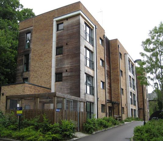 University Court Apartments: OP Construction Services Ltd Student Apartments