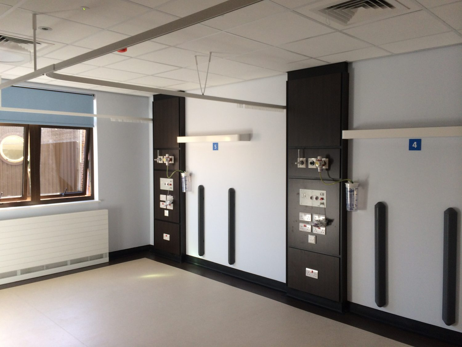 Op Construction Services Ltd Doncaster Royal Infirmary